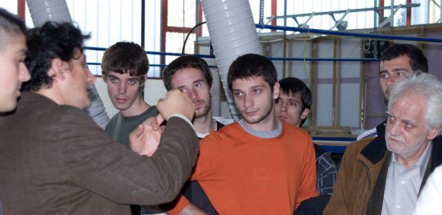 Studenti i profesori FPU u Metalcu - zajednički dan za dizajn