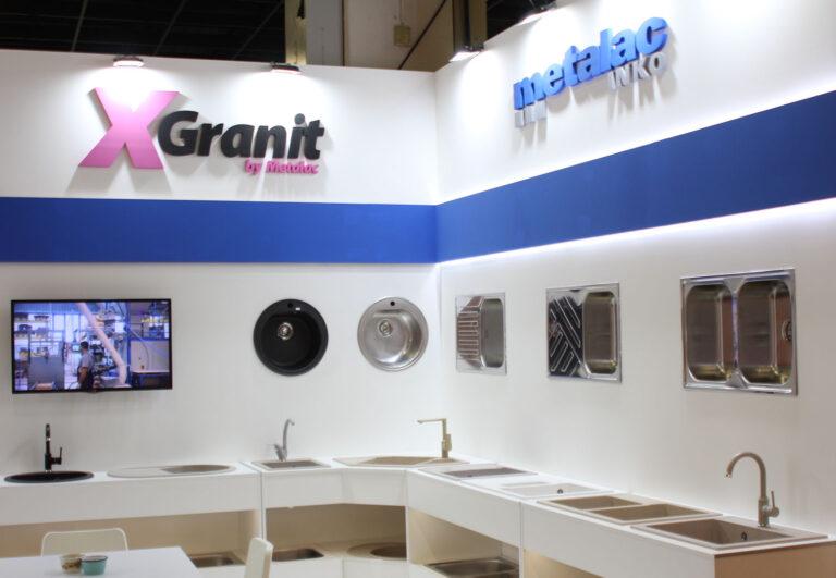 Granmatrix na sajmu nameštaja u Kelnu